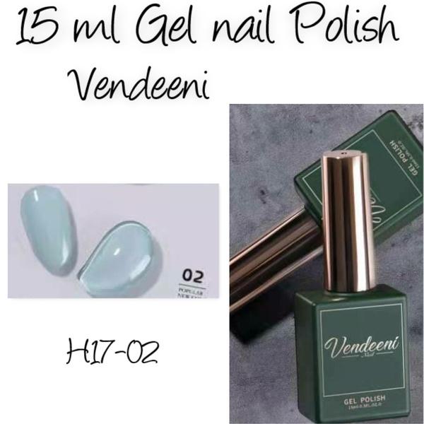 15 ml vendeeni uv/led gel polish - h17-02 picture