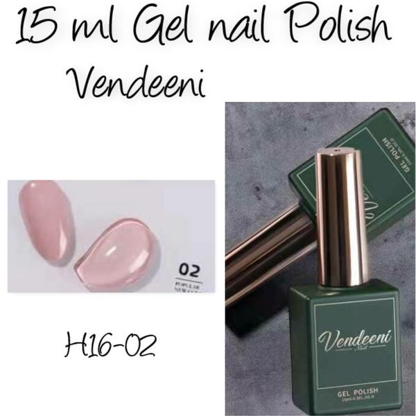 15 ml vendeeni uv/led gel nail polish  h16-02 picture