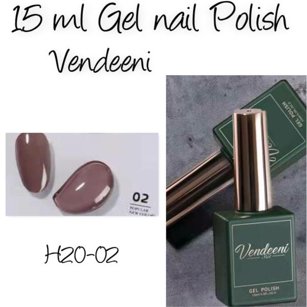 15 ml vendeeni uv/led gel nail polish  h20-02 picture
