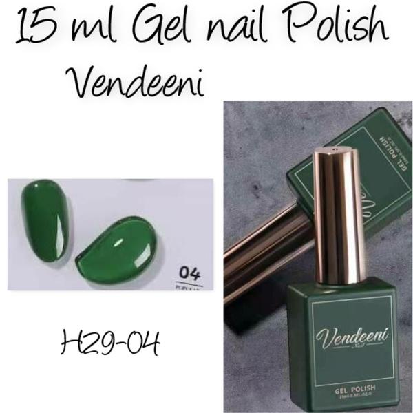 15 ml vendeeni uv/led gel nail polish  h29-04 picture