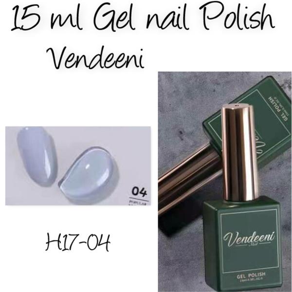 15 ml vendeeni uv/led gel polish - h17-04 picture