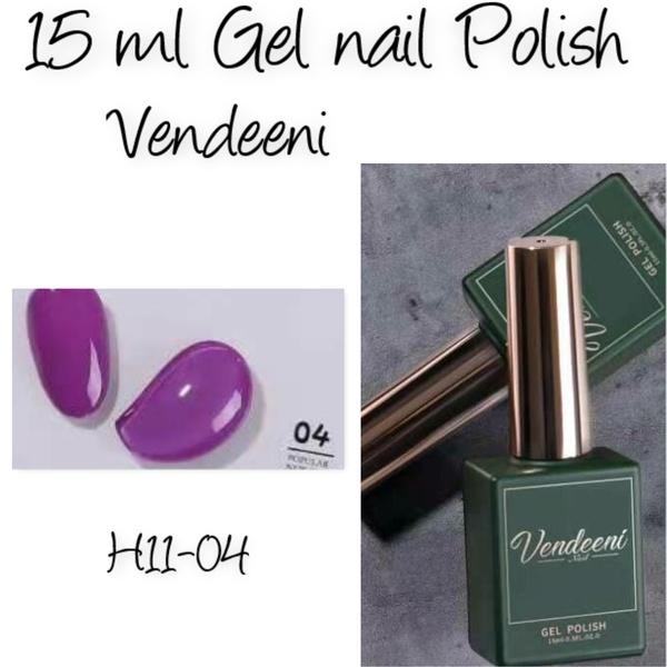 15 ml vendeeni uv/led gel polish - h11-04 picture