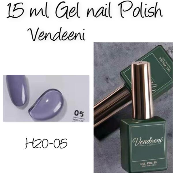 15 ml vendeeni uv/led gel nail polish  h20-05 picture