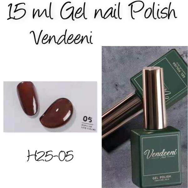 15 ml vendeeni uv/led gel nail polish  h25-05 picture