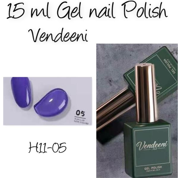 15 ml vendeeni uv/led gel polish - h11-05 picture