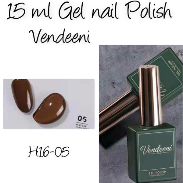 15 ml vendeeni uv/led gel nail polish  h16-05 picture