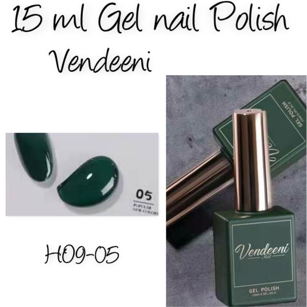 15 ml vendeeni uv/led gel nail polish  h09-05 picture