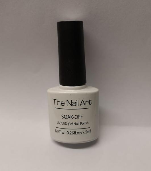7.5 ml uv/led gel nail polish - white picture
