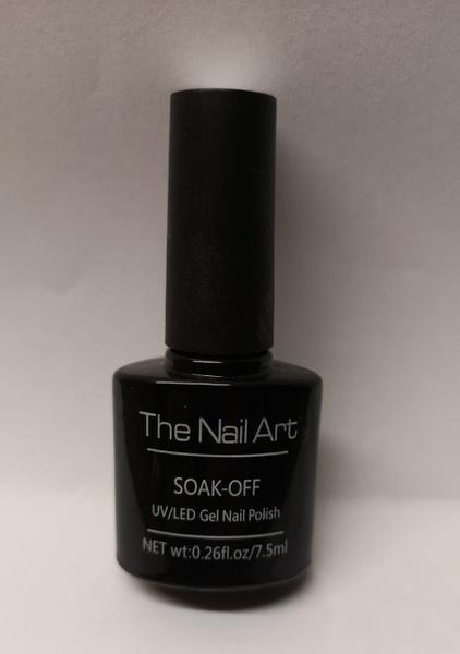 7.5 ml uv/led gel nail polish - black picture