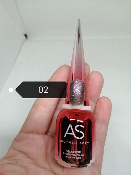 15 ml as another sexy gel nail polish - no 02 picture