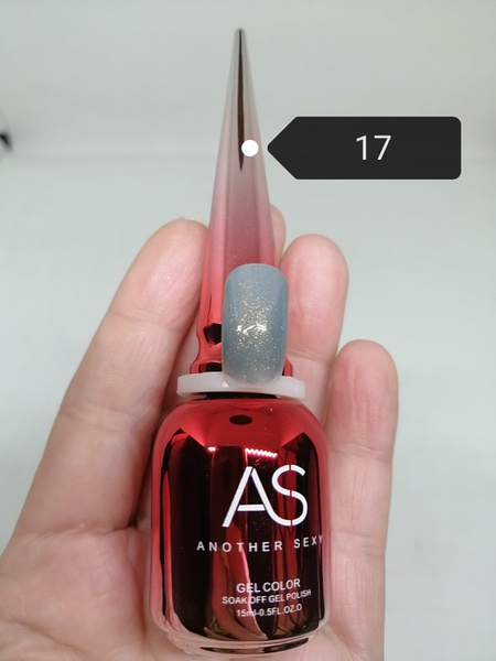 15 ml as another sexy gel nail polish - no 17 picture