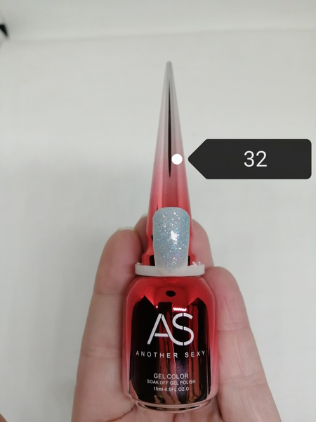 15 ml as another sexy gel nail polish - no 32 picture
