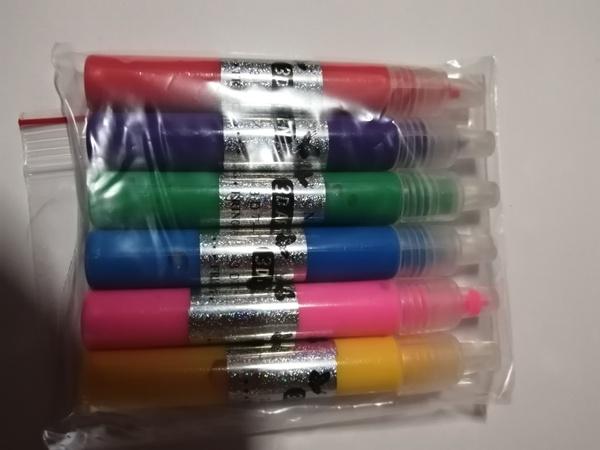 6 pcs 3d nail art pen a009 picture