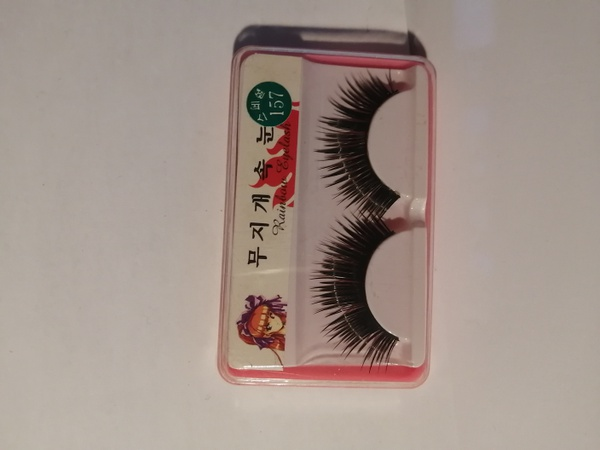 Eye lashes 157 picture