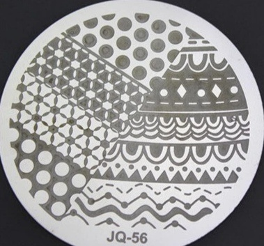 Round stamping plates jq56 picture
