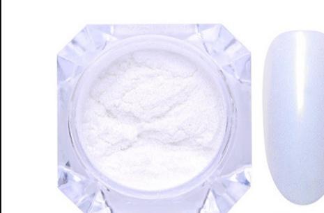 Born pretty chrome powder-mother pearl picture