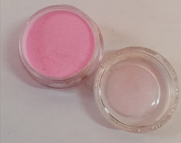 5 g meduim pink acrylic powder picture