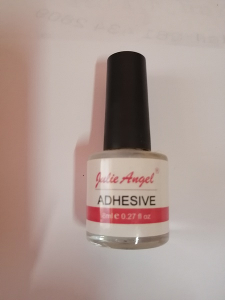 8 ml lilly angel foil glue picture