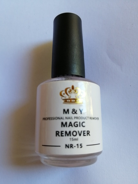 15 ml m & y magic gel remover picture