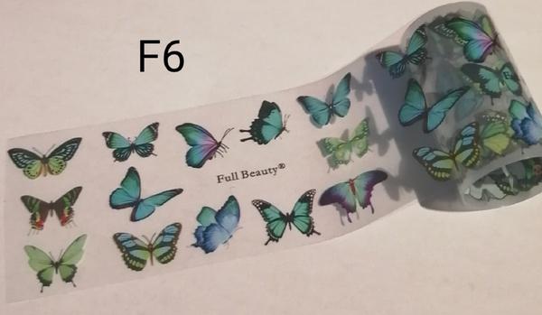 1 m nail foil f6 picture