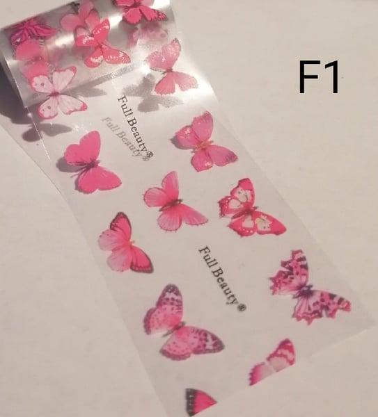 1 m nail foil f1 picture