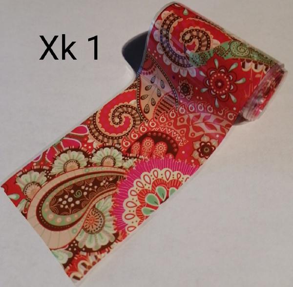 1 m nail foil xk 1 picture