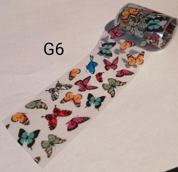 1 m nail foil g6 picture