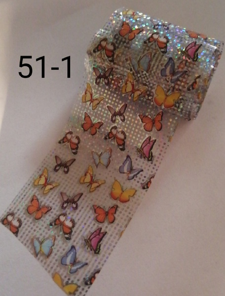 1 m nail foil 5116-3 picture