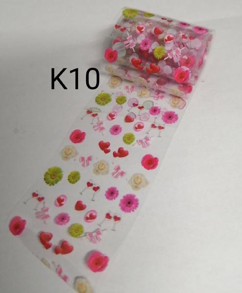 1 m nail foil k10 picture