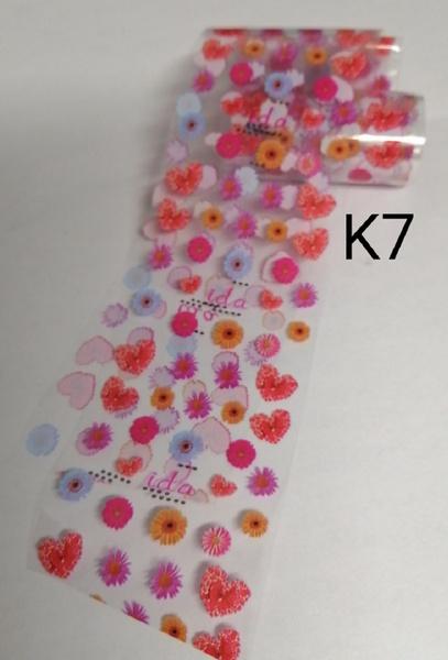 1 m nail foil k7 picture