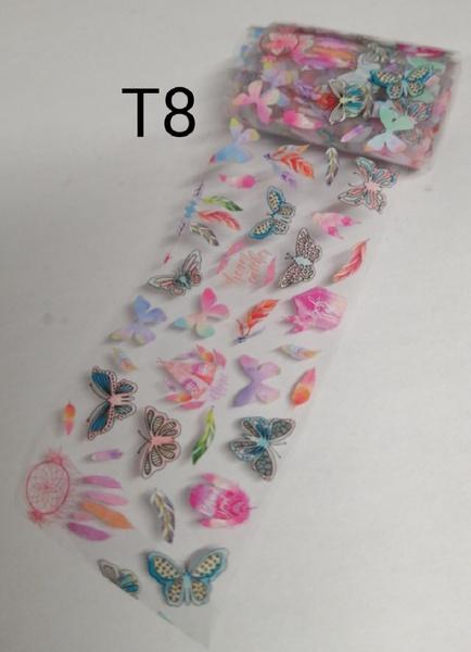 1 m nail foil  t8 picture