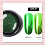 Mcb mirror chrome powder - 5 picture
