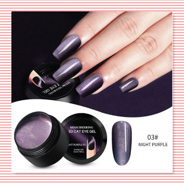 5d cats eye gel picture