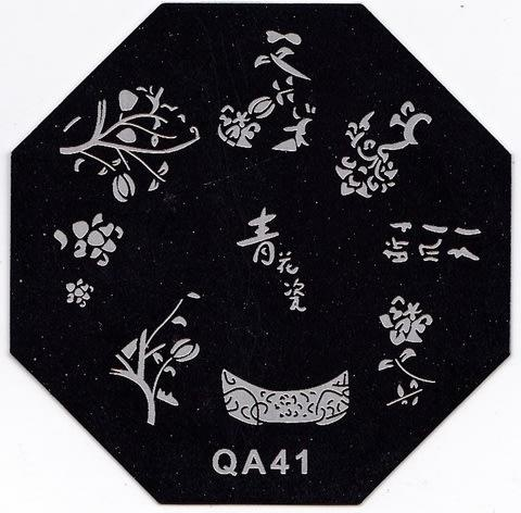 Stamping image plate qa41 picture