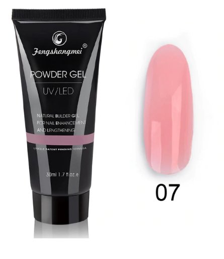 Poly powder gel 30ml picture