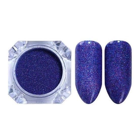 Born pretty hologram powder blue picture