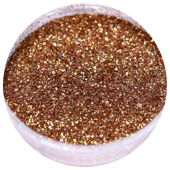 Born pretty hologram powder bronz/brown picture