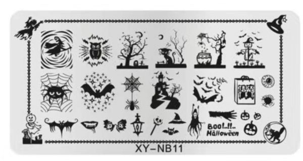 Stamping image plate xynb11 picture