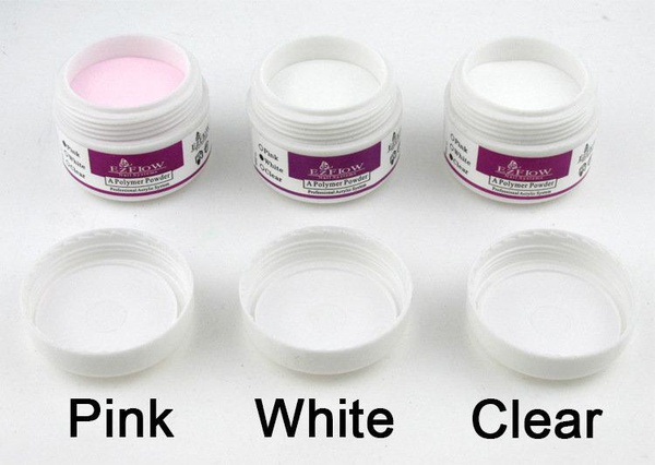 8 g acrylic powder-pink picture