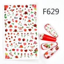 Nail sticker - f629 picture