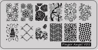 Image stamping plate - fa-v01 picture