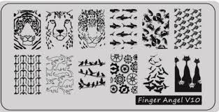 Image stamping plate - fa-v10 picture