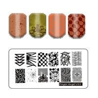 Image stamping plate - fa-v11 picture