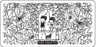 Image stamping plate - fa-v13 picture