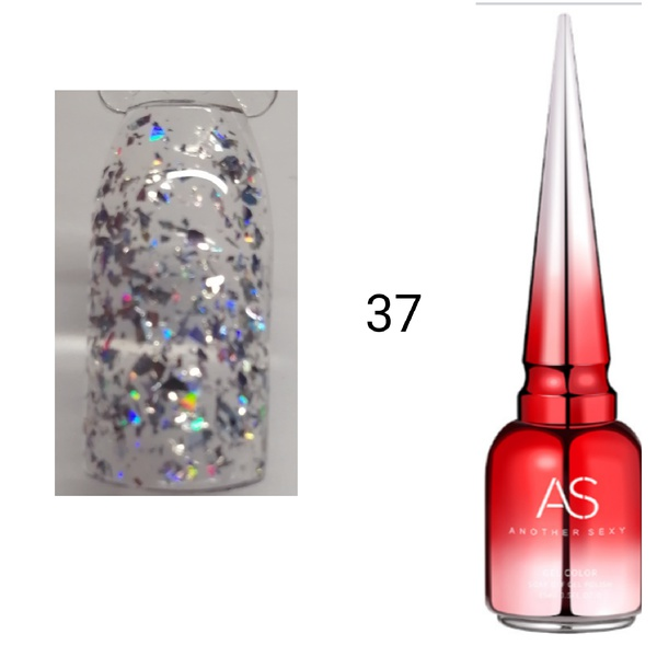 15 ml as another sexy gel nail polish - no 37 picture