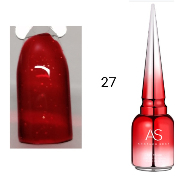 15 ml as another sexy gel nail polish - no 27 picture