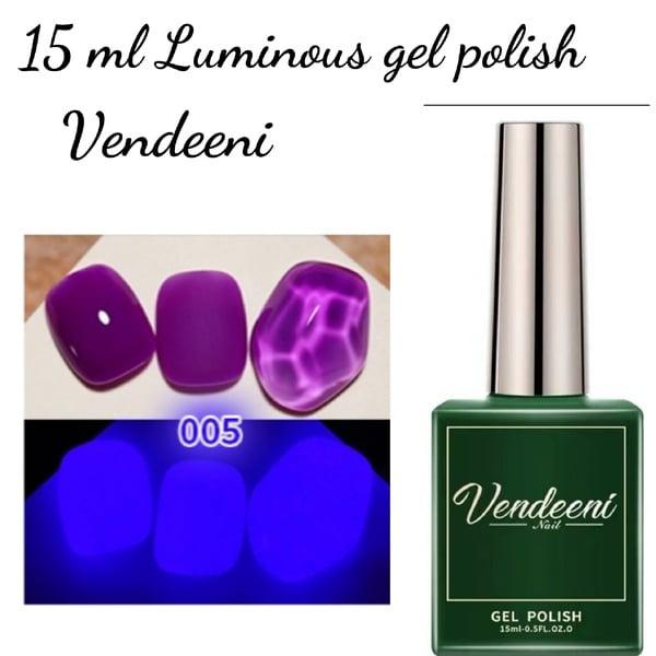 15 ml vendeeni lominous gel polish no 05 picture