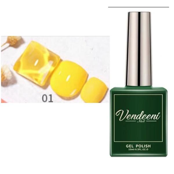 15 ml vendeeni uv led gel nail polish g-07-no 1 picture