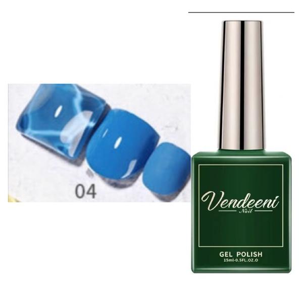 15 ml vendeeni uv led gel nail polish g-03-no4 picture