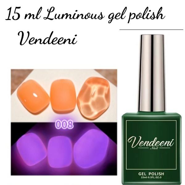 15 ml vendeeni lominous gel polish no 08 picture